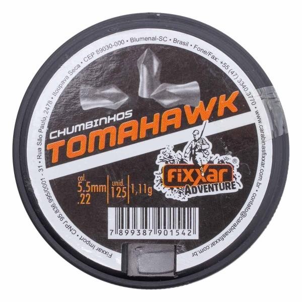 CHUMBINHO FIXXAR TOMAHAWK 5.5 125 und